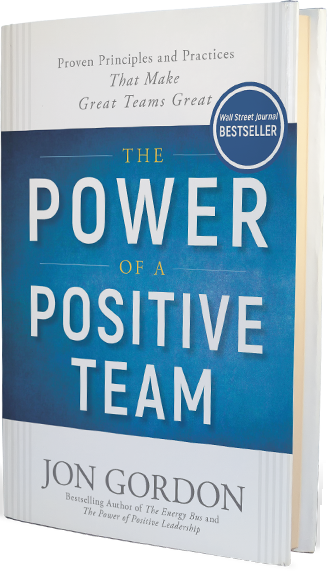 Power of a Positive Team book