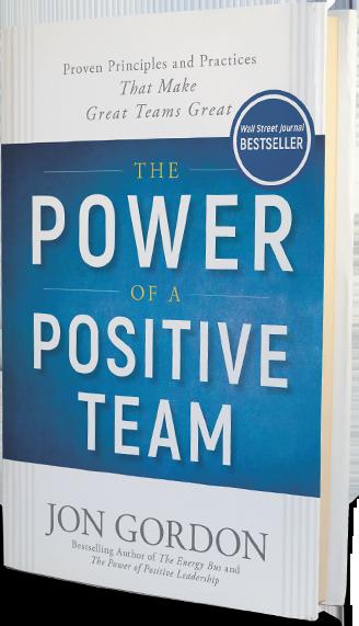 Power of a Positive Team book